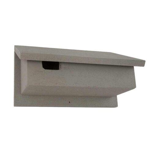 Gierzwaluw nestkast vooraanzicht