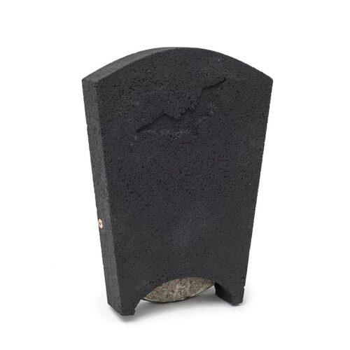 Vleermuizen vleermuizenkast 29x40 zwart voor