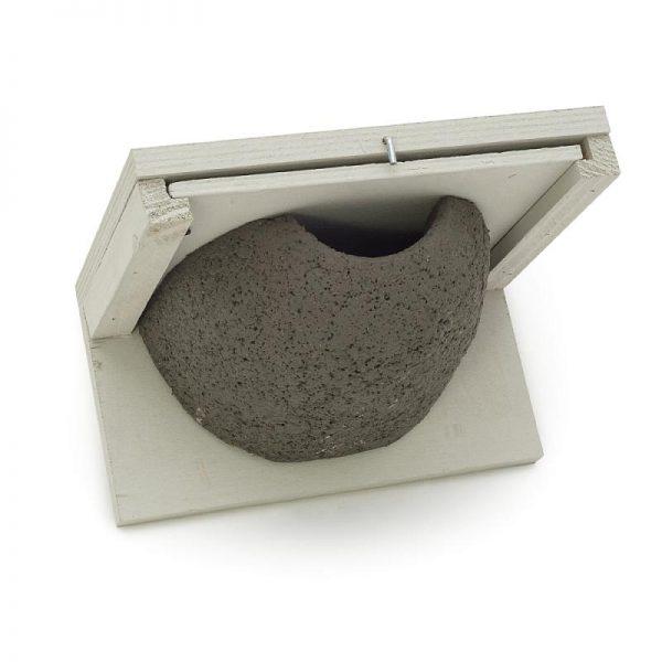 Zwaluwen huiszwaluw nestkast ladesysteem vooraanzicht